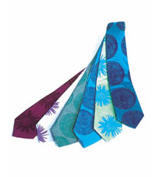 :: Jan Milne :: :  mens fashion silk-screened printed textiles mens accessories